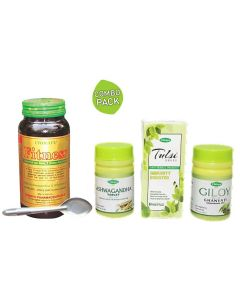 Immunity Boosting Kit (Pack of 4 Products) - Chirayu Pharmaceuticals