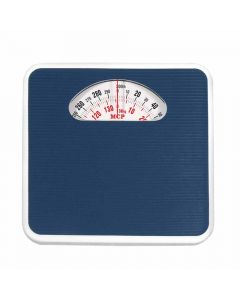 Deluxe Personal Weighing Scale (Blue) - MCP