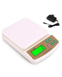 Compact Digital Multi-Purpose Kitchen Weighing Scale 10 kg - MCP
