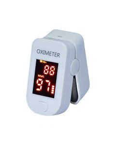 Portable Fingertip Pulse Oximeter With LED Display - Azista