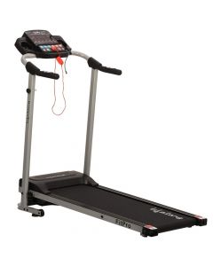FitPro LLTM81 Motorised Treadmill for Home with 12 Pre-set Workouts and Foldable - Lifelong