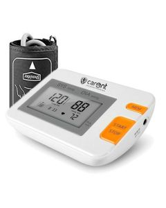 Fully Automatic Upper Arm Digital BP Monitor (B71 - White) - Carent