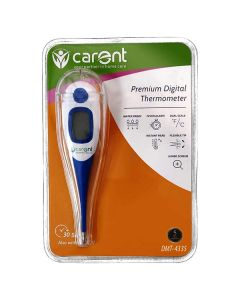 Waterproof Digital Thermometer (DMT-4335 - Blue) - Carent