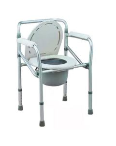 Aluminum Commode Chair - Entros