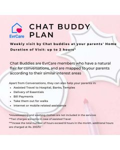 Chat Buddy Plan - EvrCare