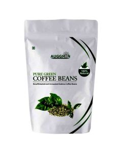 Pure Green Coffee Beans For Weight Loss - Auggmin