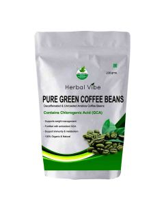 Pure Green Coffee Beans - Herbal Vibe