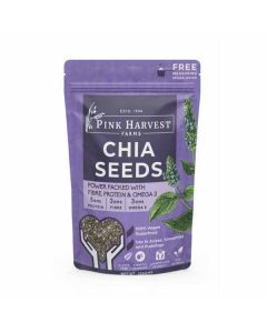 Chia Seeds (350 gm) - Pink Harvest Farms