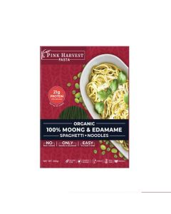Moong And Edamame Spaghetti - Pink Harvest Farms