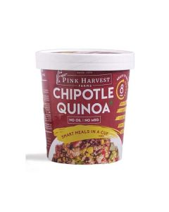 Chipotle Quinoa Cup - Pink Harvest Farms