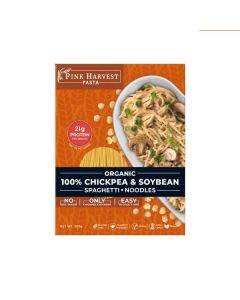Chickpea And Soybean Spaghetti - Pink Harvest Farms
