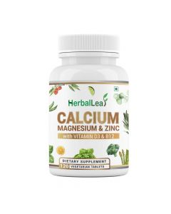 Calmazin With D3 And B12 (120 Tablets) - HerbalLeaf