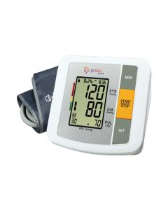 Fully Automatic Digital Blood Pressure Monitor (Upper Arm) - Prozo Plus