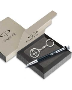 Vector Standard Ball Pen with Free Parker Key Chain - Parker