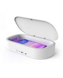 Ultraviolet Rays Disinfection Box (EC3006W) - EasyCare