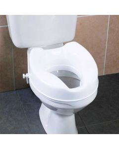 Toilet Commode Raiser with Safety Lock - Easycare
