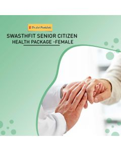 Swasthfit Female Senior Citizen Health Package - Dr. Lal PathLabs