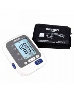 Automatic Blood Pressure Monitor with Large Cuff (HEM-7130-L) - Omron