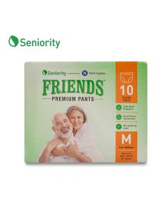 Adult Diaper Premium Pants (Pull Ups) - Seniority + Friends