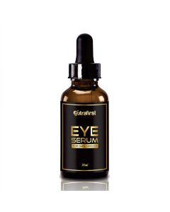 Eye Serum for Dark Circles and Puffiness for Men and Women (30 ml) - Nutrafirst
