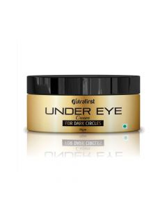 Under Eye Cream for  Dark Circles and Puffiness (50 gm) - Nutrafirst