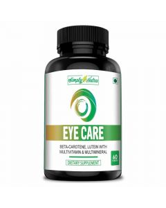 Eye Care Supplement (60 Tablets) - Simply Nutra