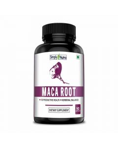 Maca Root Extract Supplement (90 Capsules) - Simply Nutra