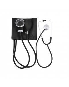 Sphygmomanometer With Stethoscope - Newnik