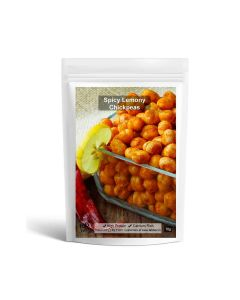 Spicy Lemony Chick Peas Pack of 2 - Fabbox