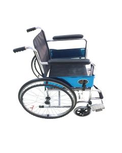 Wheel chair Chromed MHL-1002 - Hero