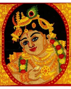 Tanjore Painting - Anchor Stitch Kit