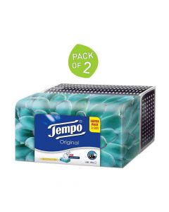 Facial Tissue Classic Box (Pack of 2) - Tempo