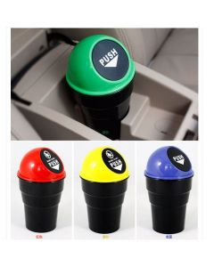Car Trash Bin - (Assorted Colors)