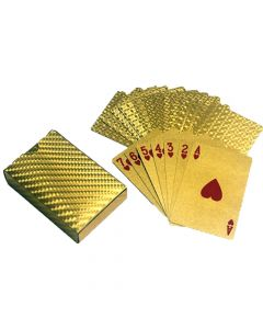 Playing Cards (Golden Color)