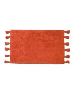 BathMat Doormat with Tassel Fringes (50 x 80 cm) - The Home Talk