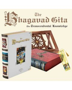 The Bhagavad Gita (Signature Edition) - Vedic Cosmos