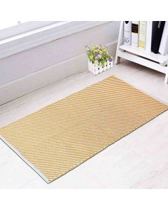 Anti Skid Cotton Yoga Mat 60 x 120 cm - The Home Talk