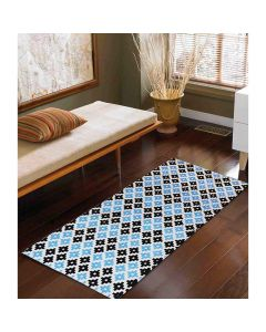 Printed Floor Rug for Bedroom-Living Room - The Home Talk