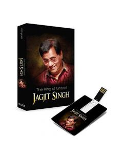 The King of Ghazals - Jagjit Singh Music Card - Sony Music