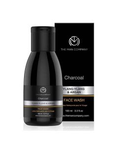Charcoal Face Wash (100 ml) - The Man Company