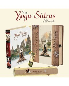The Yoga-Sutras Of Patanjali (Compact Edition) - Vedic Cosmos