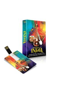 Instruments of India (Music Card) - Times Music