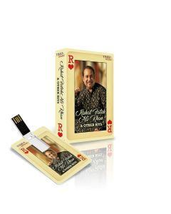 Rahat Fateh Ali Khan and other Hits (Music Card) - Times Music