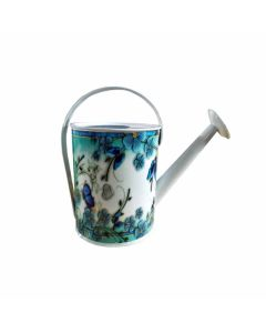 Watering Can With Floral Embossing (5 Litres) - Truphe