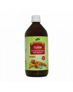 Turmeric Vinegar With Mother (500 ml) - Dr Patkar