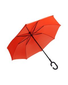 Solid Color Sturdy Umbrella