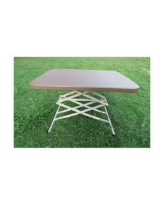 Adjustable Outdoor Folding Table