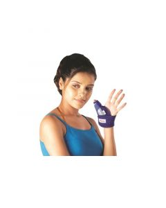 Neoprene Thumb  Wrist Support Left - Vissco
