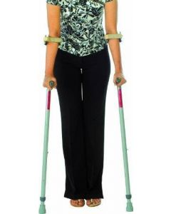 Elbow Crutch With Fixed Handle - Vissco