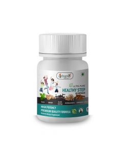 Ultra Pure Healthy Step Capsules - Vringra